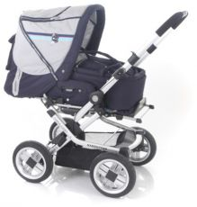 Коляска Baby Care Manhattan 60 Sky walker